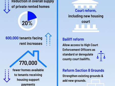 Why we need a specialist housing court as the private rented sector moves 'Beyond Section 21'
