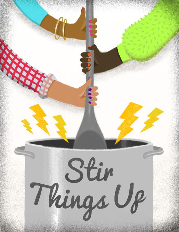 Stir Things Up