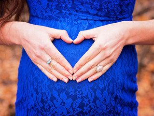 Thanksgiving Maternity Session