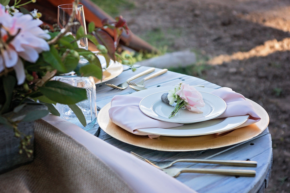 Table Settings by Consign and Design