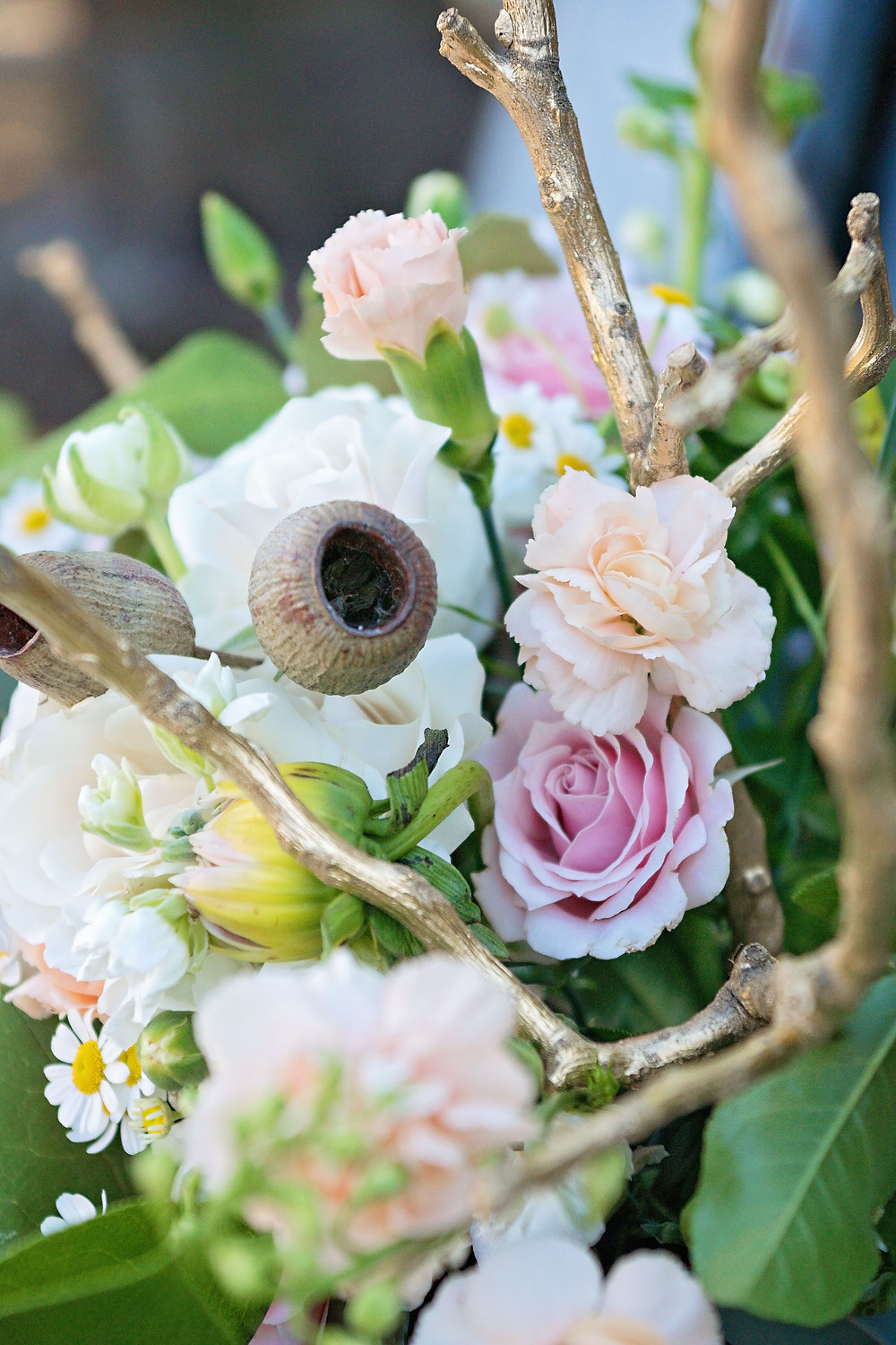 Flowers by Peaches and Peonies