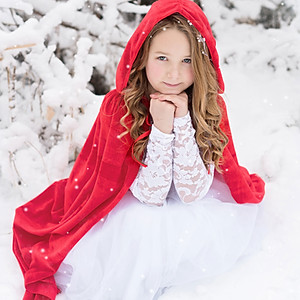 Fairy Tale Baptism Portraits