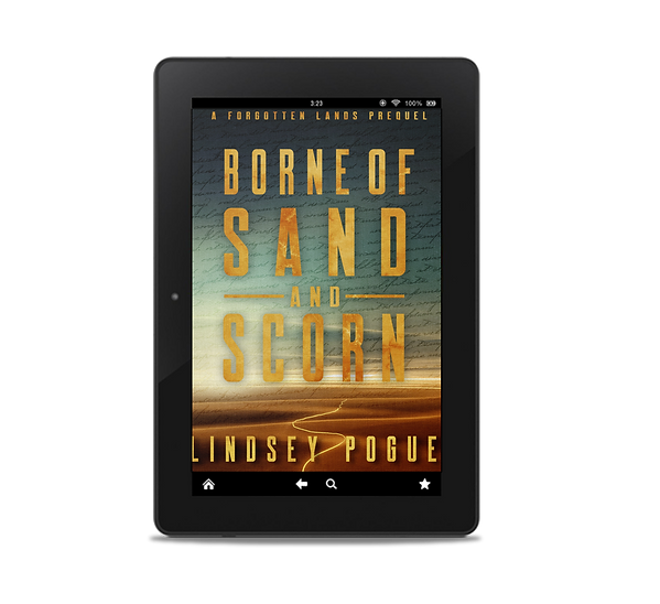 Borne of Sand and Scorn kindle.png