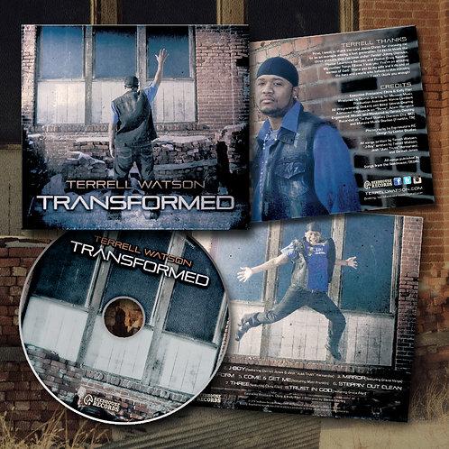 Transformed (CD)