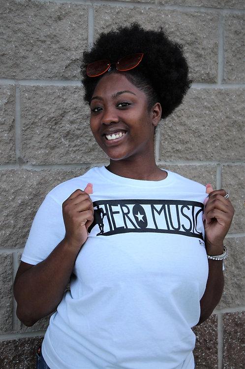 Hero Music T-shirt