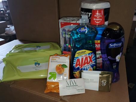 The Moore Wright Group to distribute 8,000 hygiene kits to families in need in Washington
