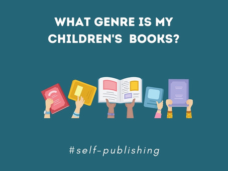 What genre is my children's book?