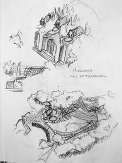 Mirkwood Sketches