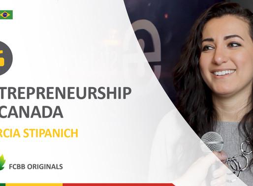 Entrepreneurship in Canada with Marcia Stipanich