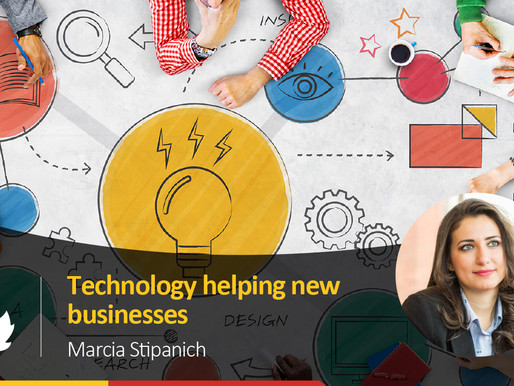 Technology helping new businesses