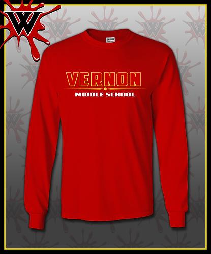 VMS - Cotton Long Sleeve T - Vernon