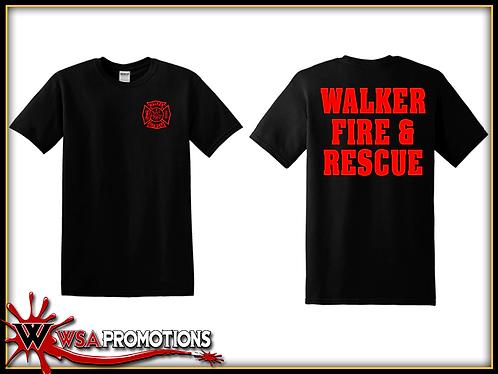 Walker Fire - WFR - Cotton SS