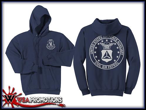 Air Force Aux - Hooded Sweatshirt