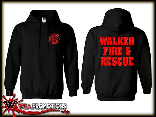 Walker Fire - WFR - Hoodie