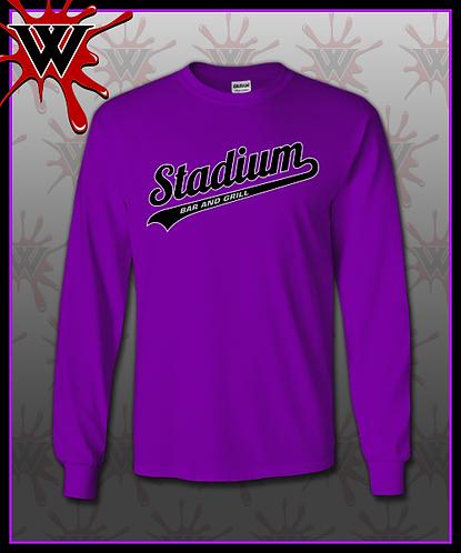Stadium - Cotton Long Sleeve - 2400