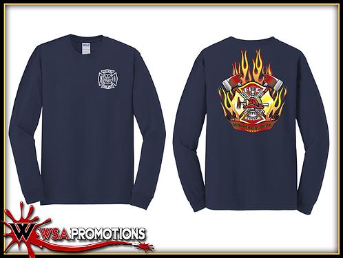 Walker Fire - Cotton LS