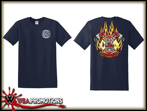 Walker Fire - Cotton SS