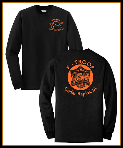 GWRRA F-Troop - Cotton - LS