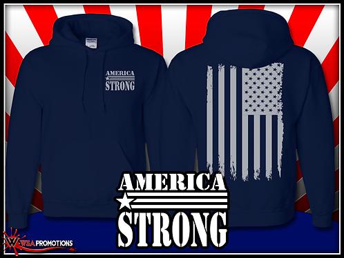 America Strong Hoodie