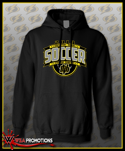 CPU Soccer 19 - Cotton - Hoodie