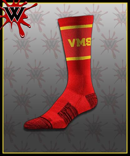 VMS - Knee High & Crew Socks