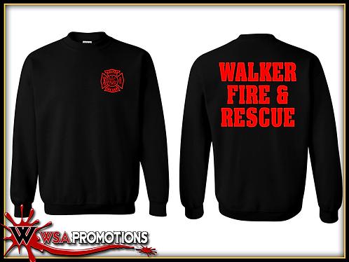 Walker Fire - WFR - Crewneck