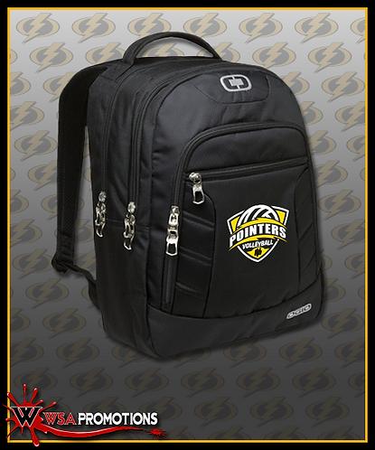 CPU VB OGIO Blk / Slvr Backpack 41106