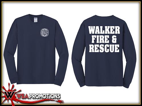 Walker Fire - WFR - Cotton LS