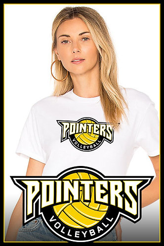 CPU Volleyball T-shirt