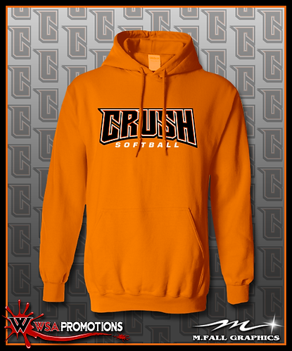 CPU CRUSH - Players ONLY Hooded Sweatshirt