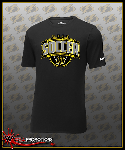 CPU Soccer 19 - Nike - SS