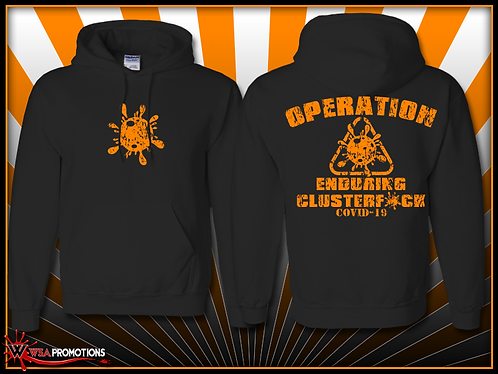 Operation Enduring COVID Hoodie