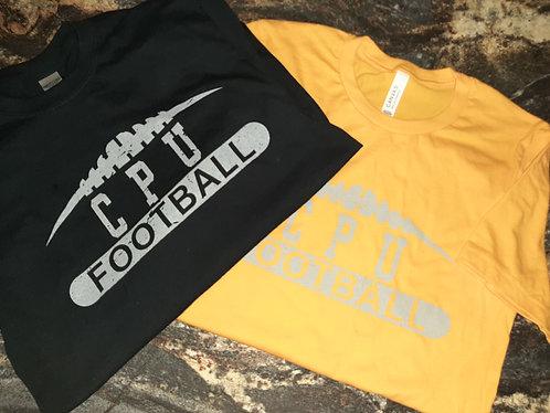 CPU Football LS/SS T-shirt