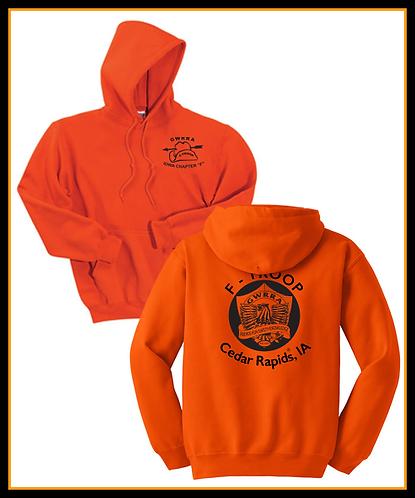 GWRRA F-Troop - Cotton - Hoodie