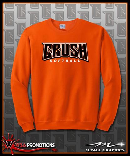 CPU CRUSH - Players ONLY Crew Sweatshirt