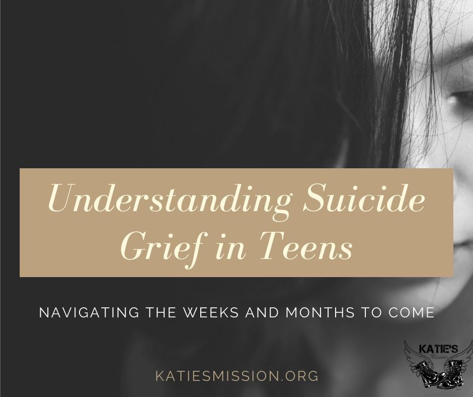Understanding Suicide Grief in Teens