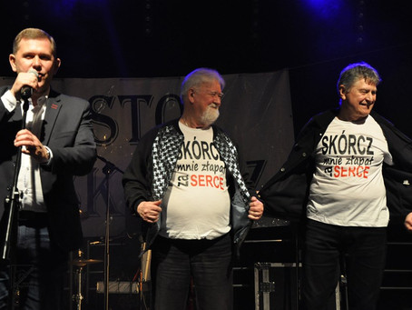 Wspaniały koncert w Skórczu!