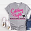 Thumbnail: Catching Flights- Ladies T-shirt Size Sma