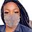 Thumbnail: Diamond Crystal Bling Fashion Face Mask