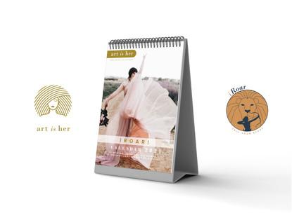 21 x 24  Desktop Calendar I Roar.jpg