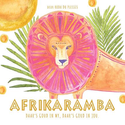 Afrikaramba Afrikaans Children's Book for kids