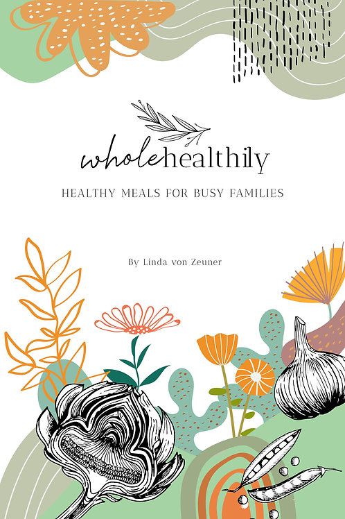 Recipe book and meal planner