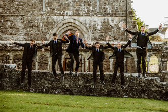 Siobhan And Keith Castlecourt Wedding We
