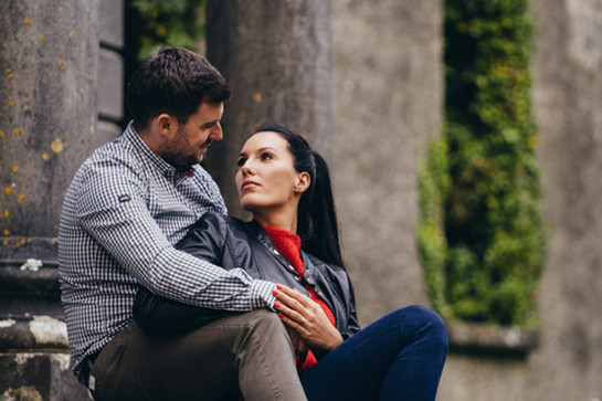 Engagement photography Moore Hall-752609