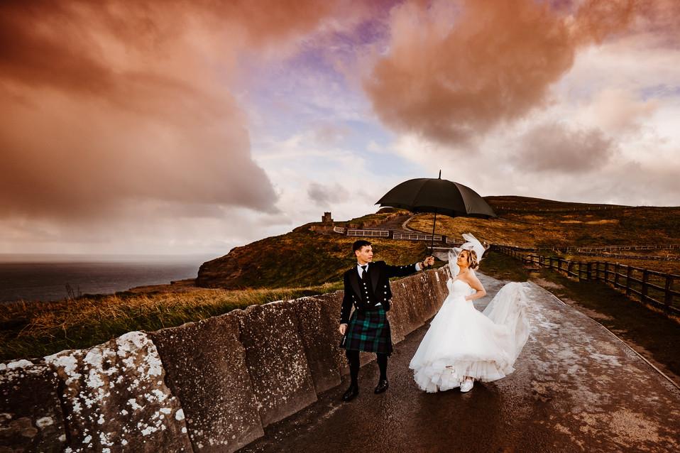 wedding photographer cliff of moher_03.j