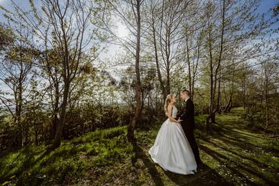 Terrian and Mark Knockrany Hotel Wedding