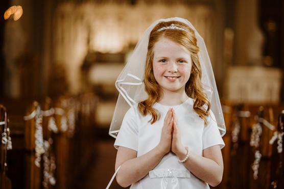 Communion Photography