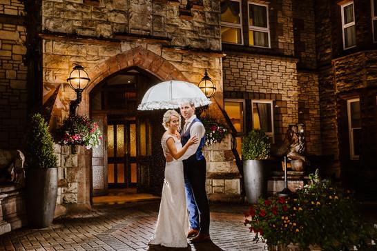 Laura and Jason Breaffy Hotel Wedding Ca