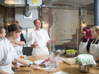 EXCITING NEW COOKERY SCHOOL OPENS IN EXETER