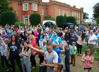Party at the Manor - Fremington